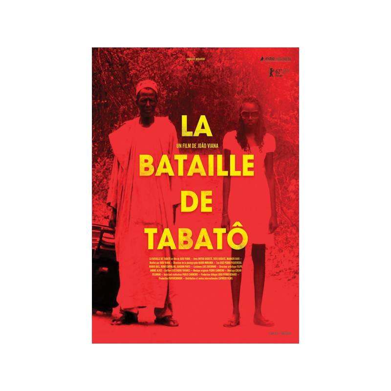 La Bataille de Tabatô de Joao Viana