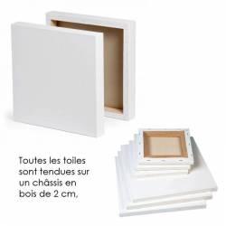 """Toile citation """"Jardin fertile"""" - Fatou Diomé"""