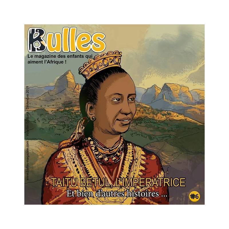 Bulles Magazine numéro 6
