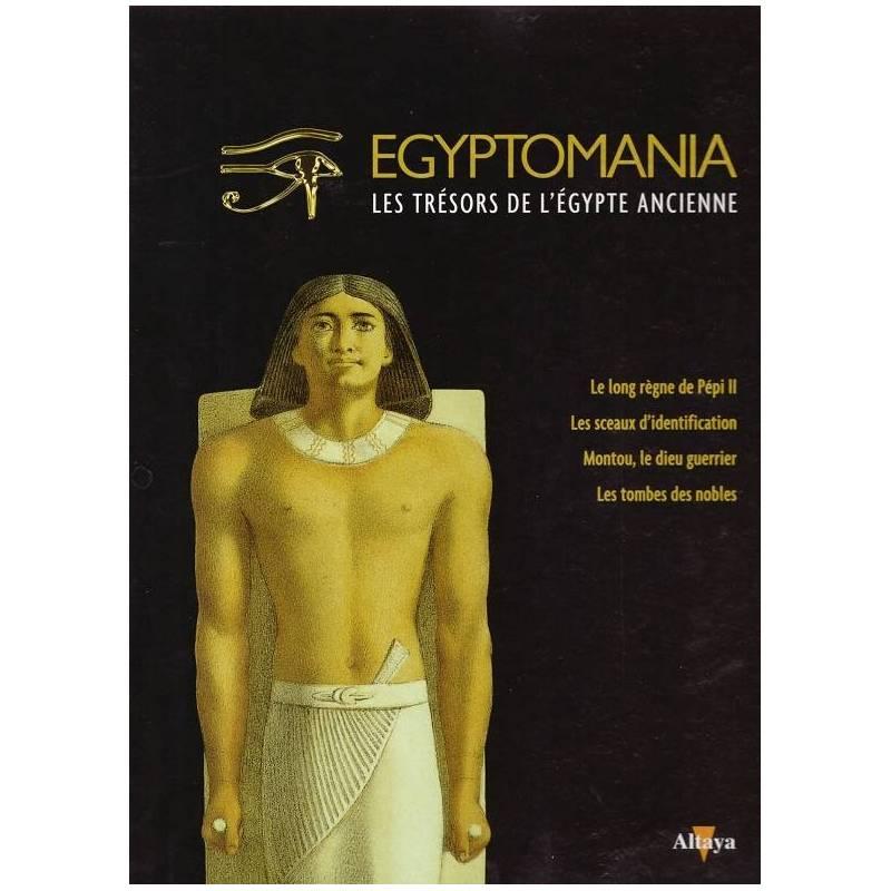 Egyptomania, les trésors de l'Egypte ancienne - numéro 25