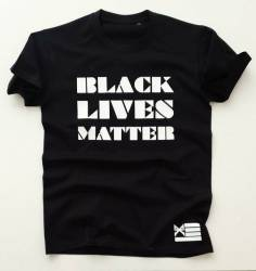 T-shirt BLACK LIVES MATTER