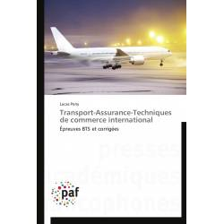 Transport-Assurance-Techniques de commerce international