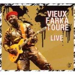 Vieux Farka Touré Live