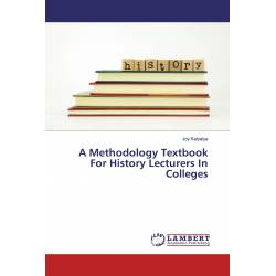 A Methodology Textbook For History Lecturers In Colleges