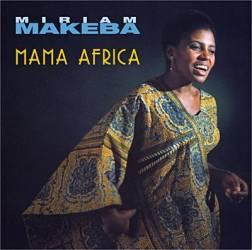 Mama Africa de Miriam Makeba
