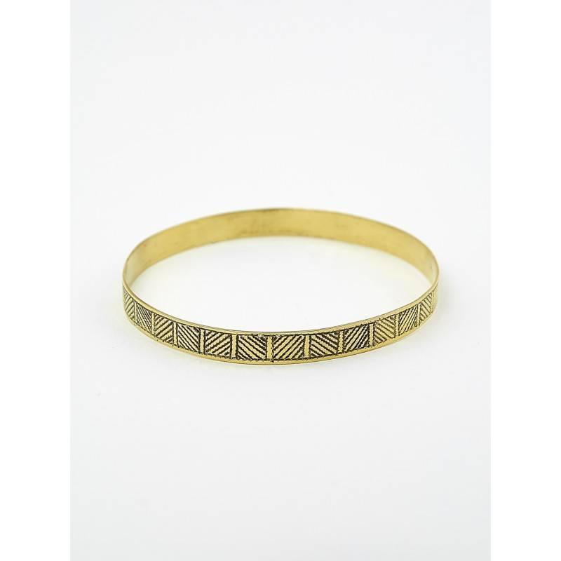 Bracelet FIN FLÈCHE BRONZE