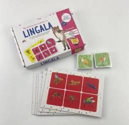 Mes Premiers Jeux d'animaux en Lingala