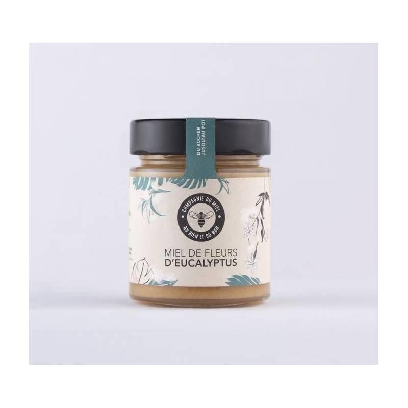 Miel d'Eucalyptus Compagnie du Miel 170 g