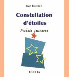 Constellation d'étoiles de Jean Foucault