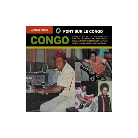 Congo Pont sur le Congo