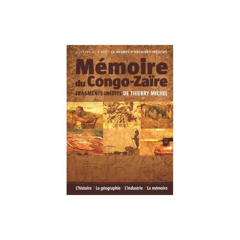 Mémoire du Congo-Zaïre - Fragments inédits