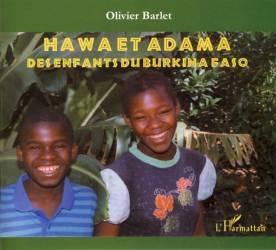 Hawa et Adama des enfants du Burkina Faso