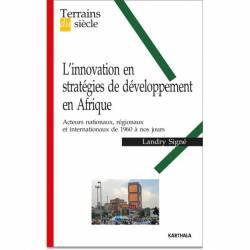 L'innovation en stratégies de développement en Afrique