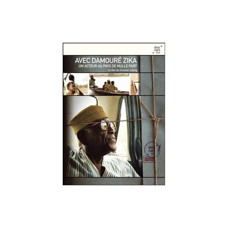 Avec Damouré Zika, un acteur au pays de nulle part
