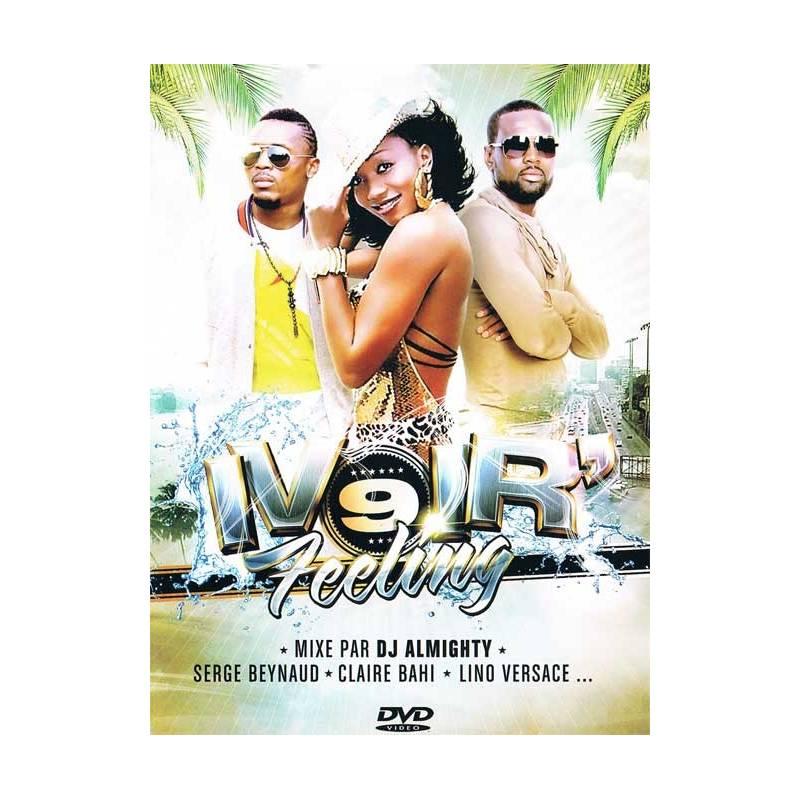 DVD Ivoir Feeling 9
