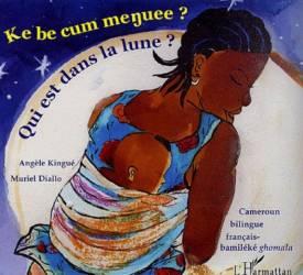 Qui est dans la lune ? - bilingue français-bamiléké