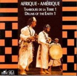 Afrique - Amérique : Tambours de la Terre 1