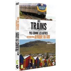 Des trains pas comme les autres - Afrique du Sud