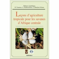 Leçons d'agriculture tropicale pour les savanes d'Afrique centrale