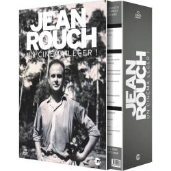 JEAN ROUCH, UN CINÉMA LÉGER ! (coffret 10 DVD) de Jean Rouch