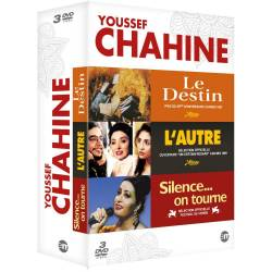YOUSSEF CHAHINE (coffret 3 DVD) de Youssef Chahine