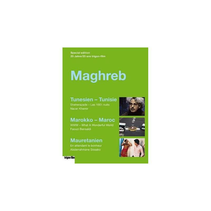 Coffret Trio au Maghreb