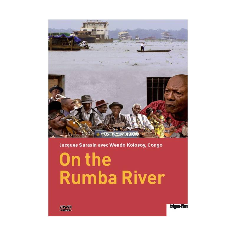 On the Rumba River de Jacques Sarasin avec Wendo Kolosoy
