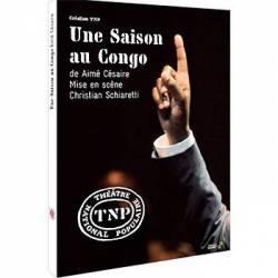 Une Saison au Congo de Aimé Césaire, mise en scène Christian Schiaretti