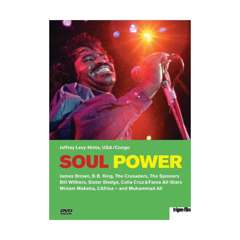 Soul Power de Jeffrey Levy-Hinte
