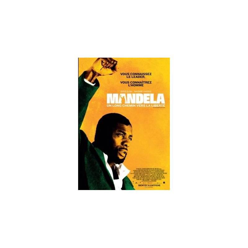 Mandela, un long chemin vers la liberté de Justin Chadwick