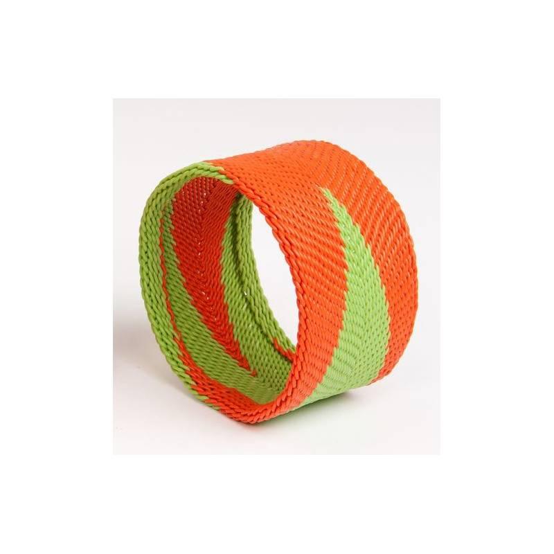 Bracelet single en fil de téléphone