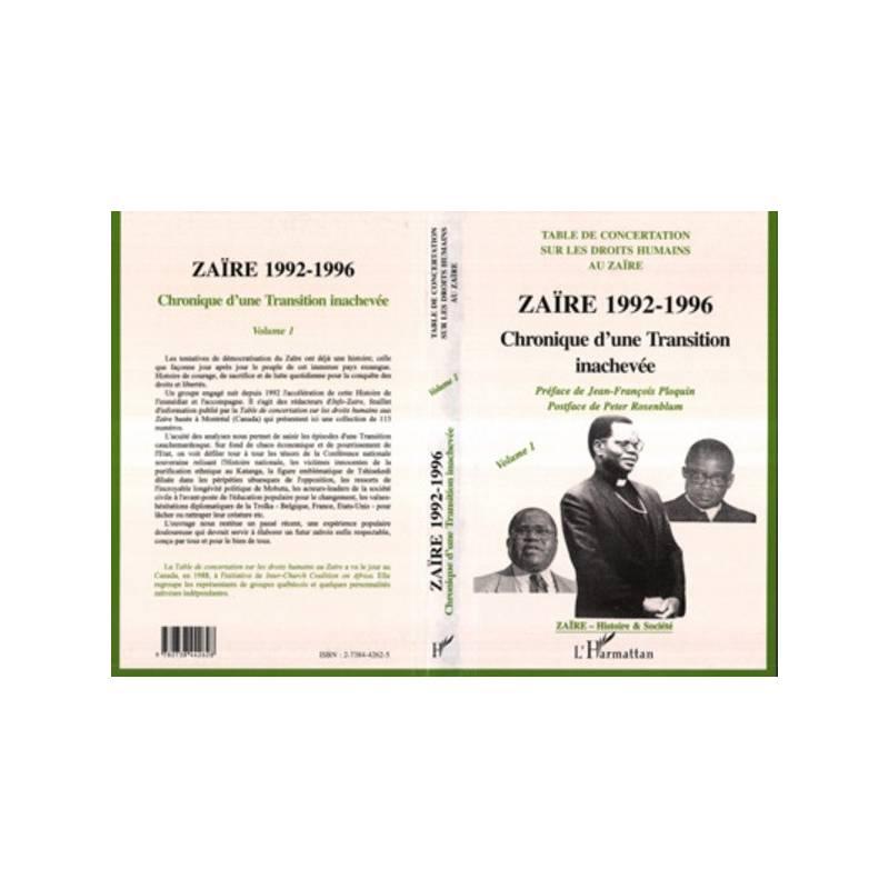 Zaïre 1992-1996