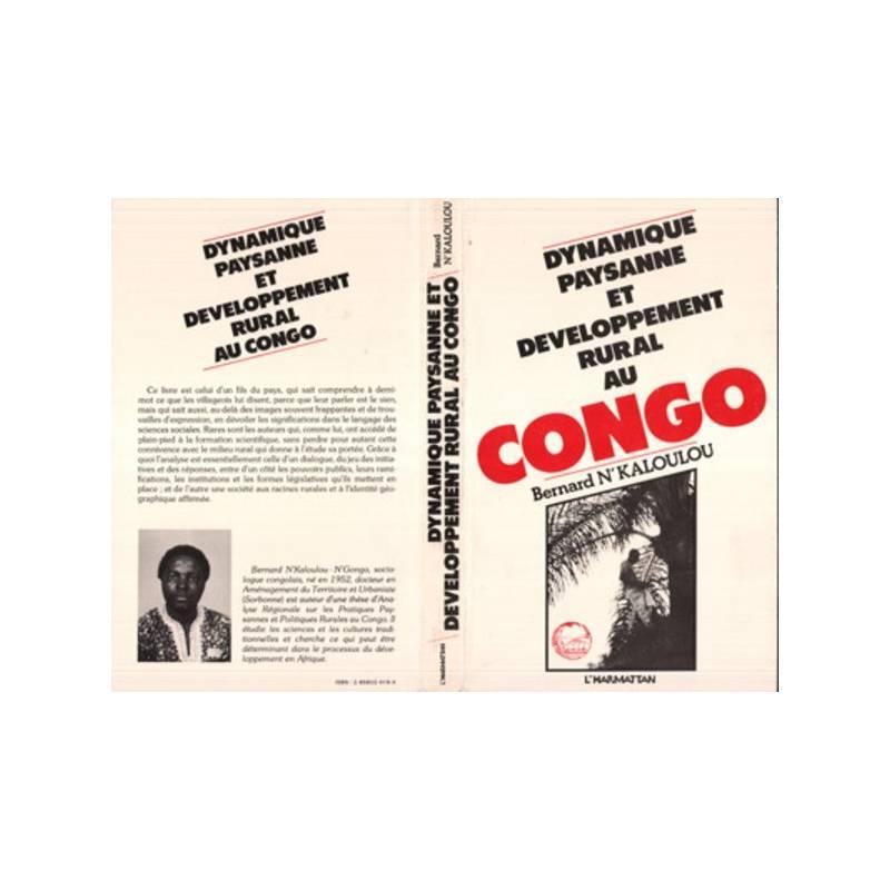 Dynamique paysanne et développement rural au Congo