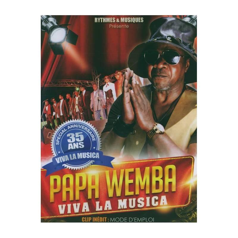 DVD Viva la Musica
