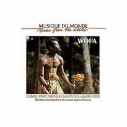 Percussions et chants de la Basse-Côte de Guinée