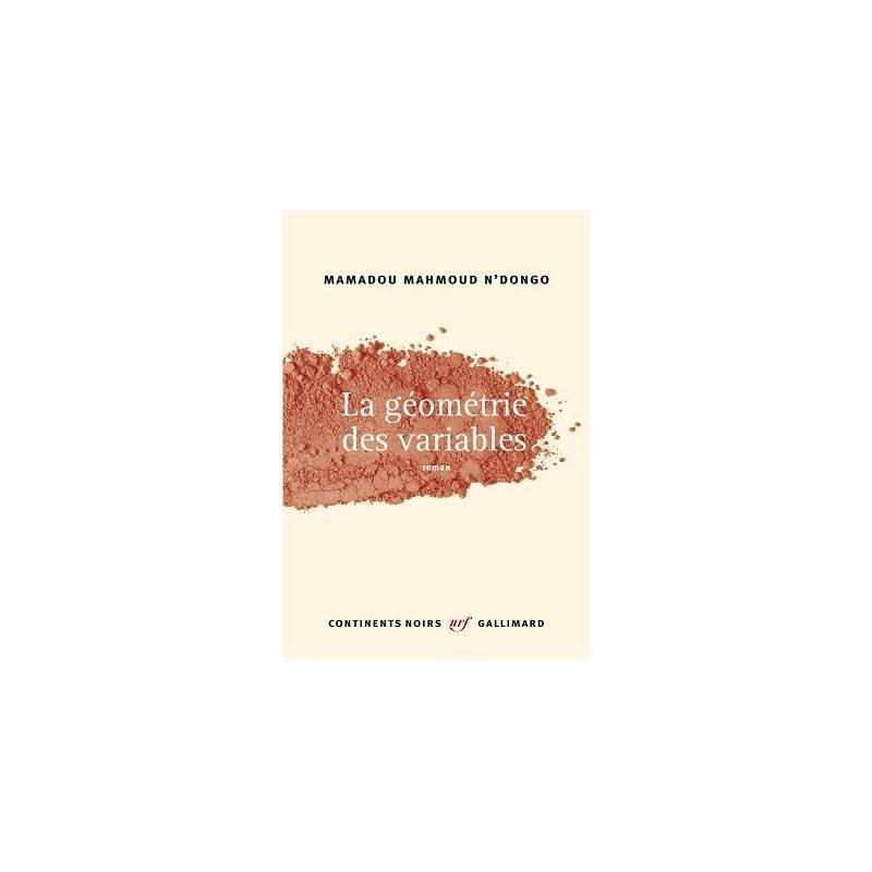 La géométrie des variables de Mamadou Mahmoud N'Dongo