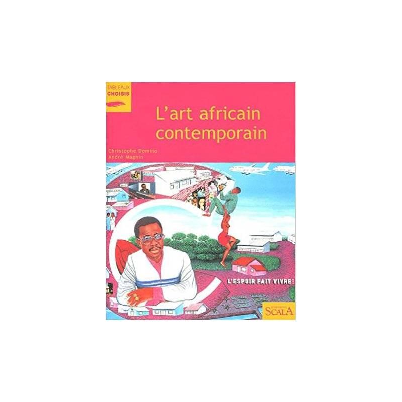 art africain contemporain livre