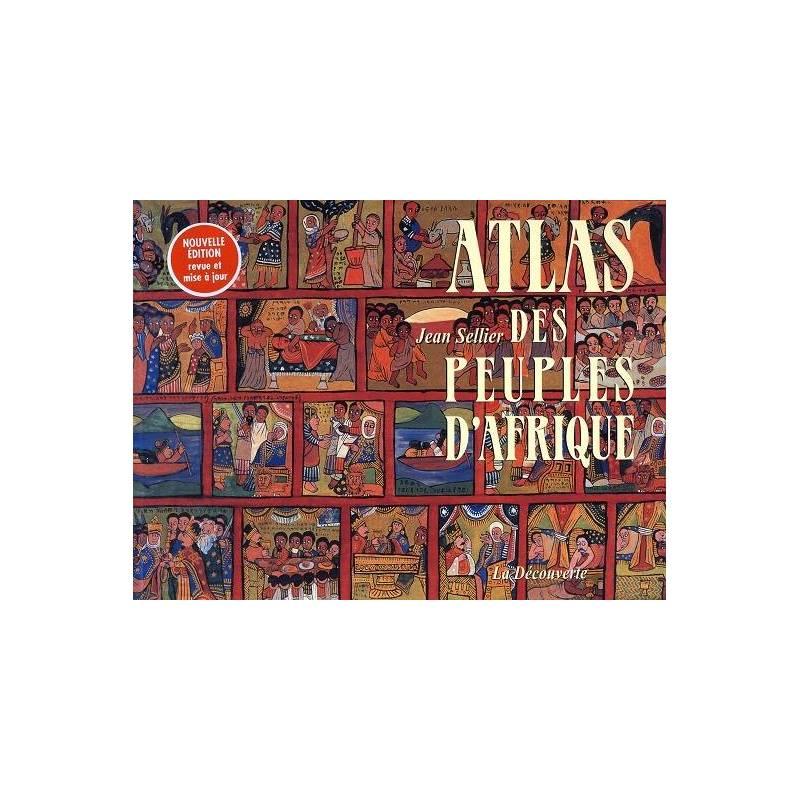 Atlas des peuples d'Afrique de Jean Sellier