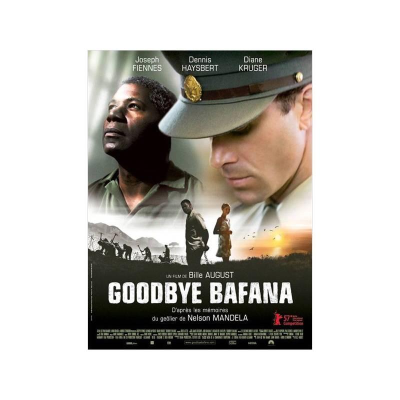 Goodbye Bafana de Bille August