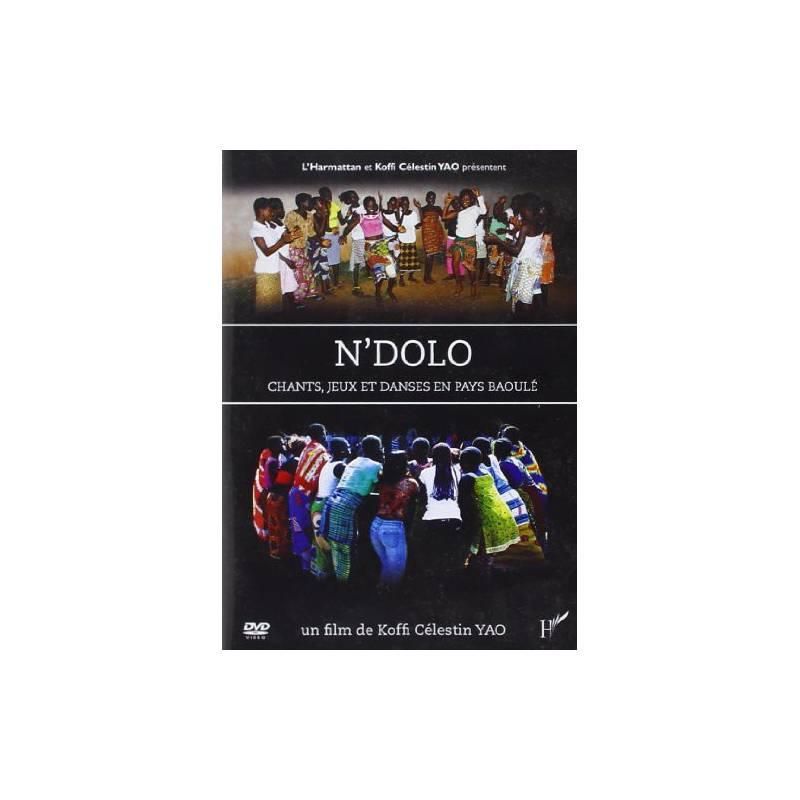 N'dolo, chants, jeux et danses en pays Baoulé