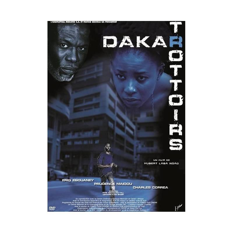 Dakar Trottoirs de Hubert Laba Ndao