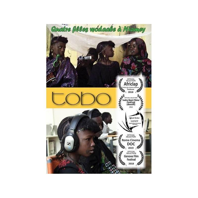 Tobo, quatre filles wodaabe à Niamey