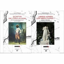 Sortir de l'esclavage et Libres après les abolitions ? Vol. 1 et 2