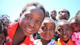 Cadeaux africains pour les enfants