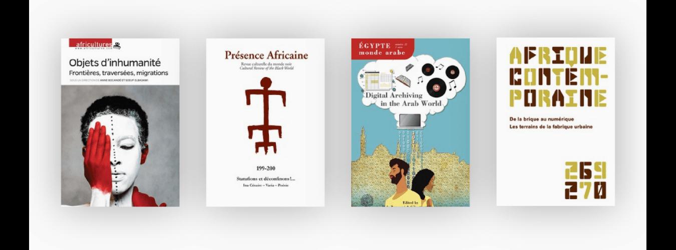 Votre bibliothèque en ligne dédiée à l'Afrique
