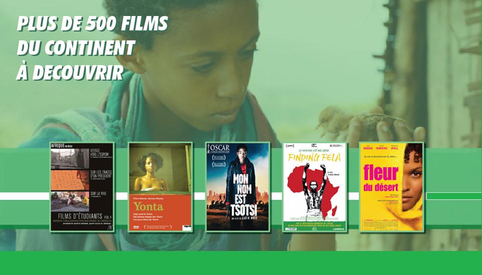 Le plus grand choix de films du continent africain